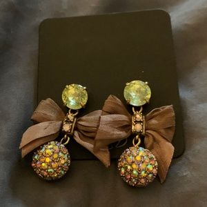Charming J Crew Earrings - NWT